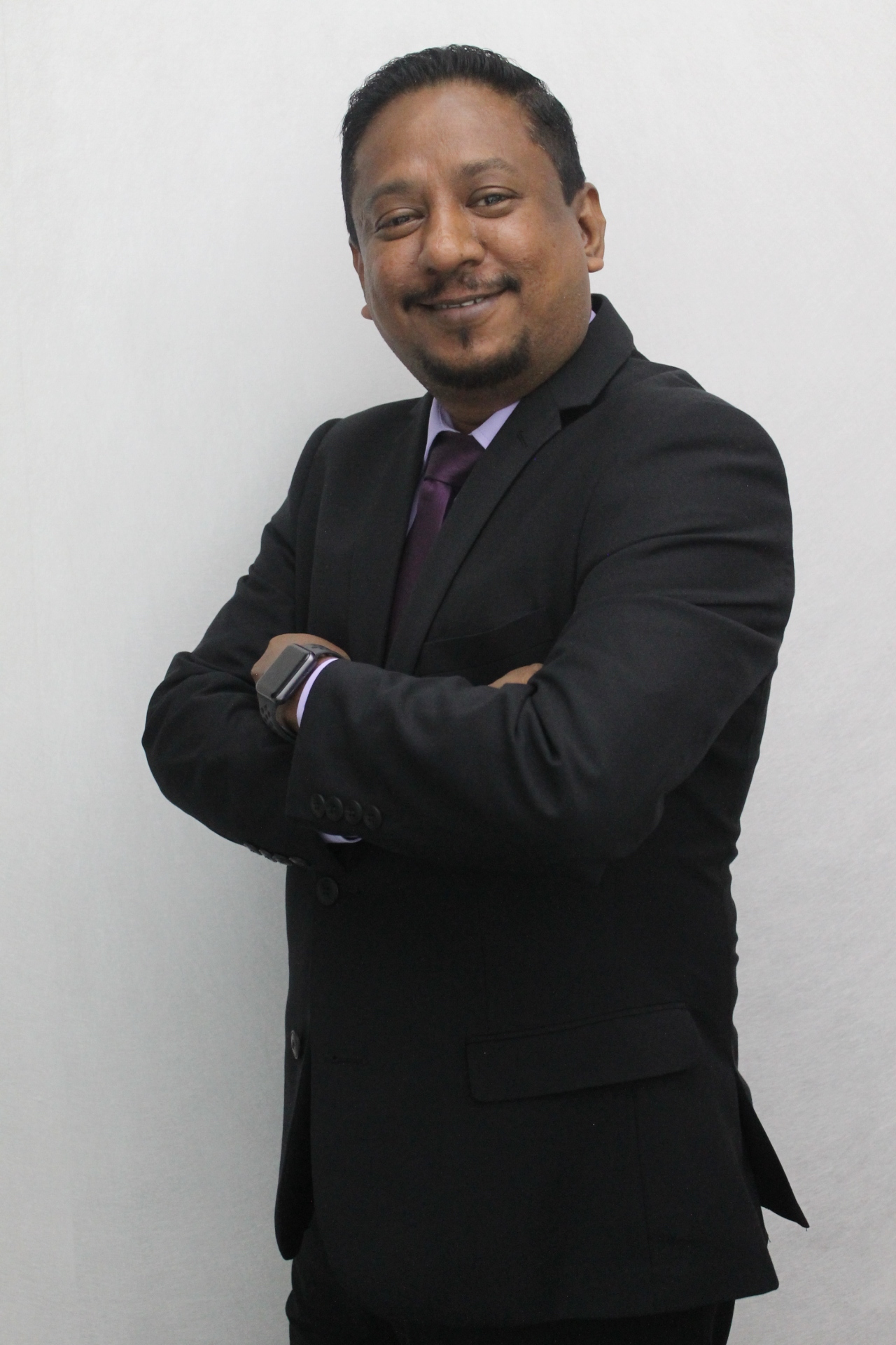 Rajiv Prasad, chief information officer at Xpandretail. Photo courtesy of Xpandretail.