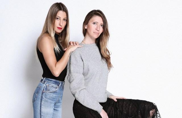 Perla Alessandri and Valentina Michetti