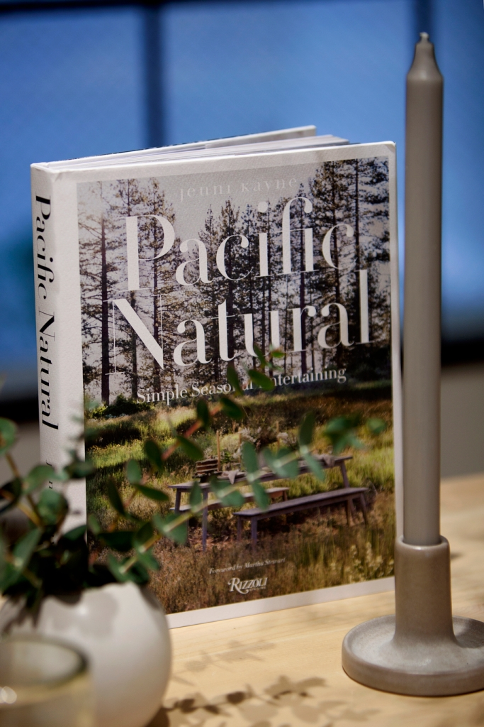 """The cover of """"Pacific Natural"""""""