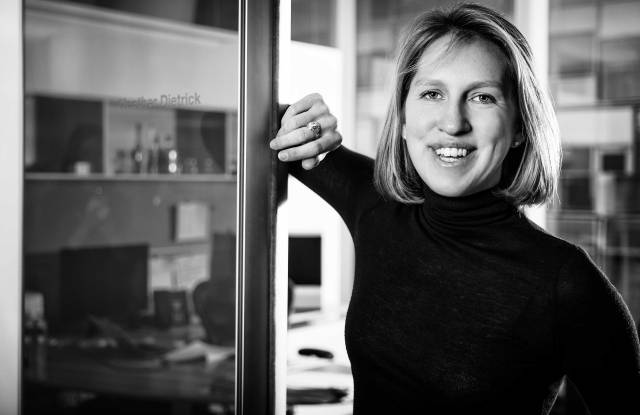 Heather Dietrick, CEO of The Daily Beast