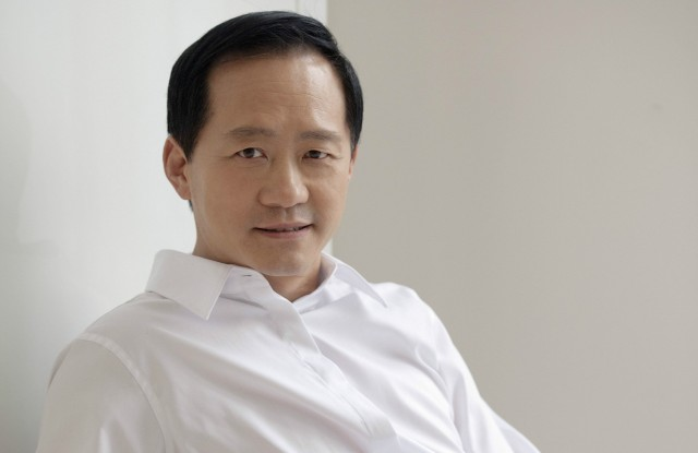 Jiang Liu, chairman of Trends Media
