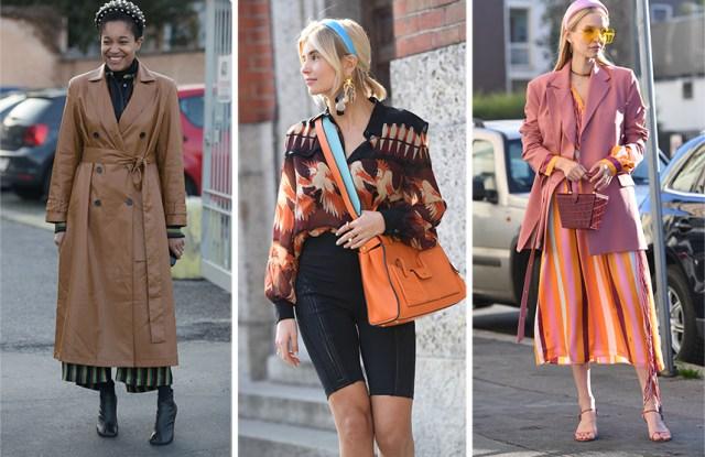 Street Style Trends Fall 2019: Headbands in Milan