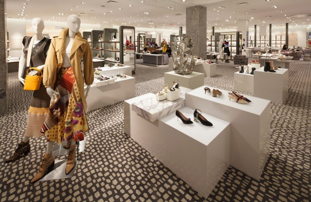 First Look: The Neiman's Experience at Hudson Yards