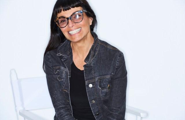 Portrait of designer Norma Kamali
