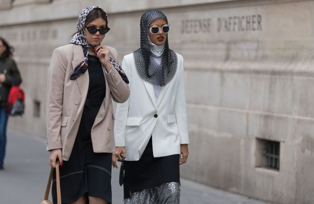 Paris Fashion Week Street Style Fall 2019 Trends