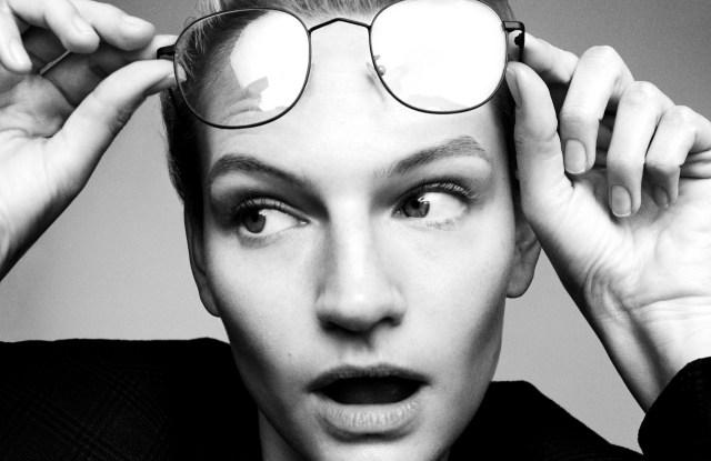 Paul Smith eyewear.
