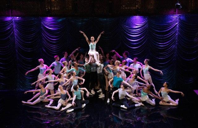 School of American Ballet Winter Ball, Monday, March 11, 2019, David H. Koch Theater, Lincoln Center. Credit Photo: Erin Baiano