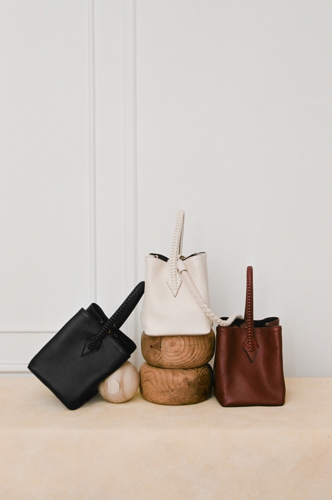 A selection of bags by Métier