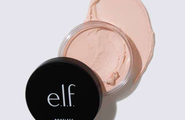 E.l.f.'s Poreless Putty Primer.