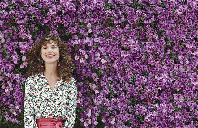 An image from Boden's Spring/Summer 2019 campaign.