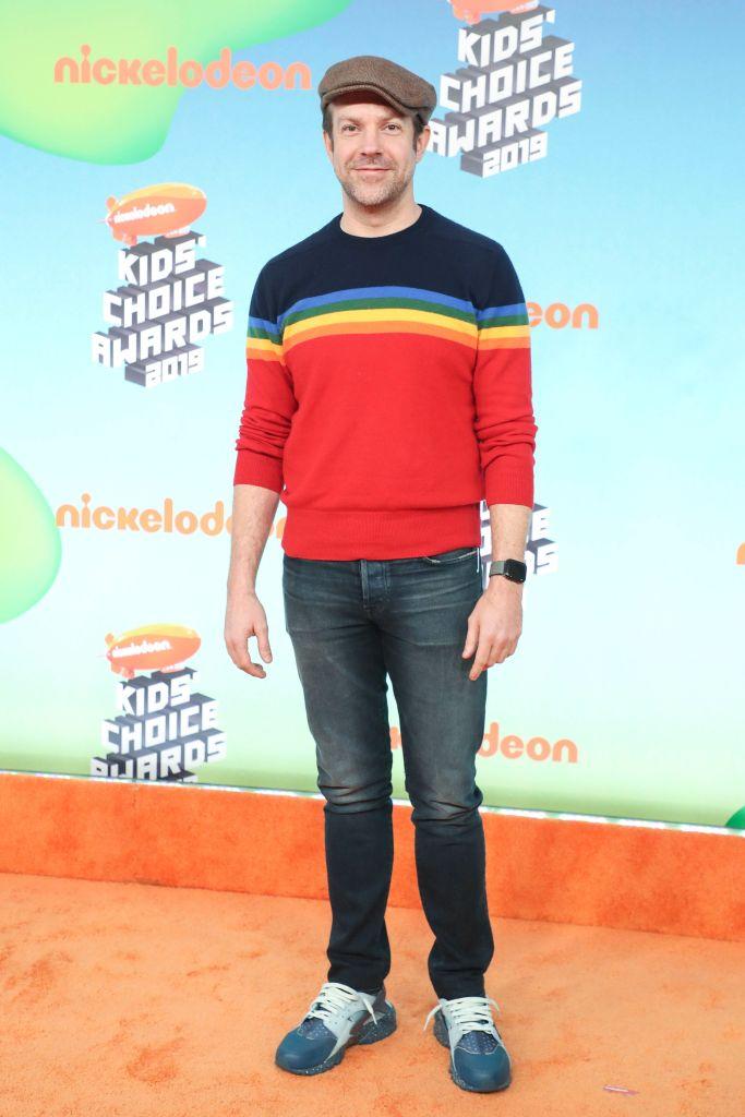 Jason SudeikisNickelodeon Kids' Choice Awards, Arrivals, Galen Center, Los Angeles, USA - 23 Mar 2019