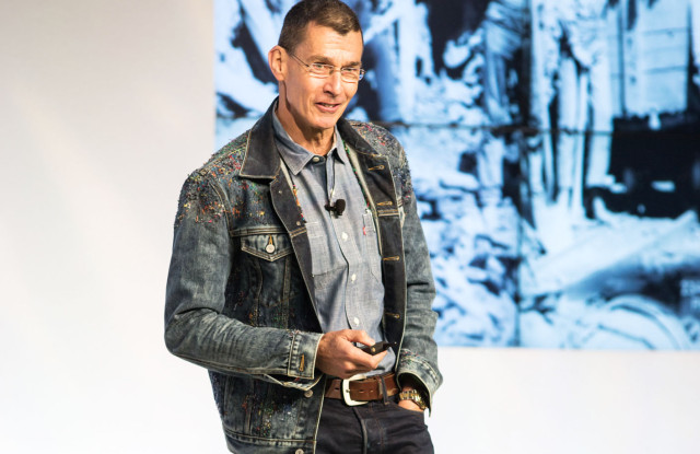 Chip BerghWWD Apparel and Retail CEO Summit, New York, USA - 24 Oct 2017
