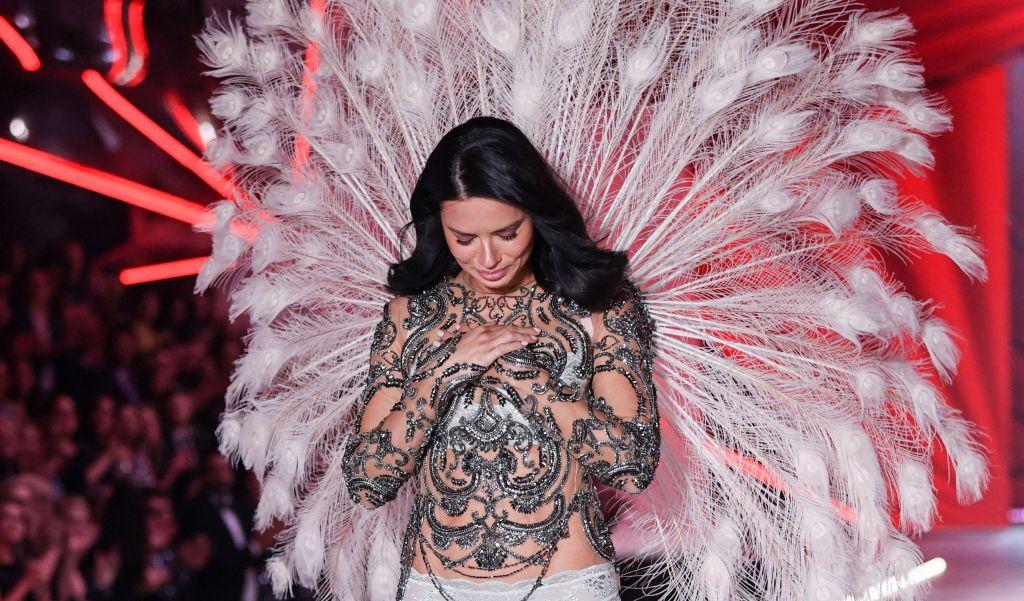 Adriana Lima on the catwalkVictoria's Secret Fashion Show, Runway, New York, USA - 08 Nov 2018