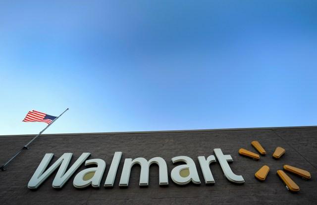 A Walmart Supercenter in Houston. Walmart Inc. reports earnings Thursday, Nov. 15Earns Walmart, Houston, USA - 09 Nov 2018