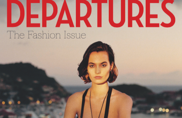Departures March/April issue