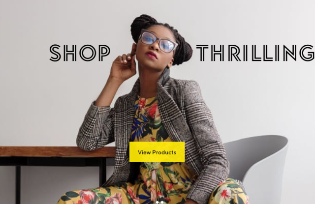 """Thrilling is the """"first-ever dedicated e-commerce platform for secondhand clothing."""""""
