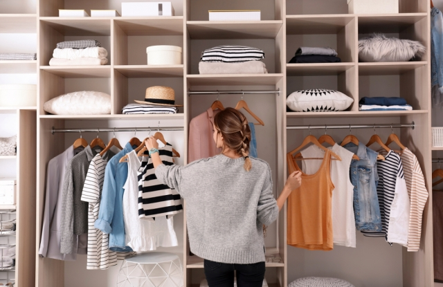 """A """"digital wardrobe"""" app may provide styling or outfit recommendations to consumers within a simple interface."""