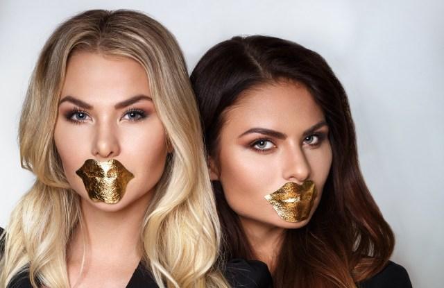Simona and Diana Kubasova, cofounders of Fast Beauty Co.