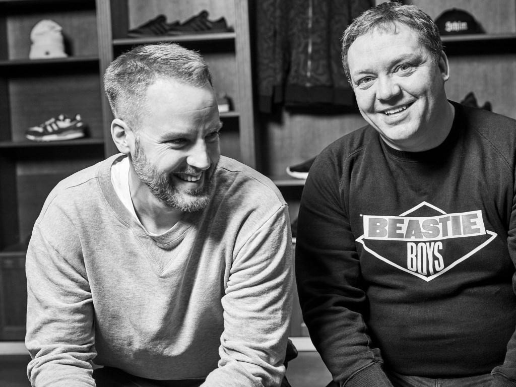 Sneakersnstuff founders