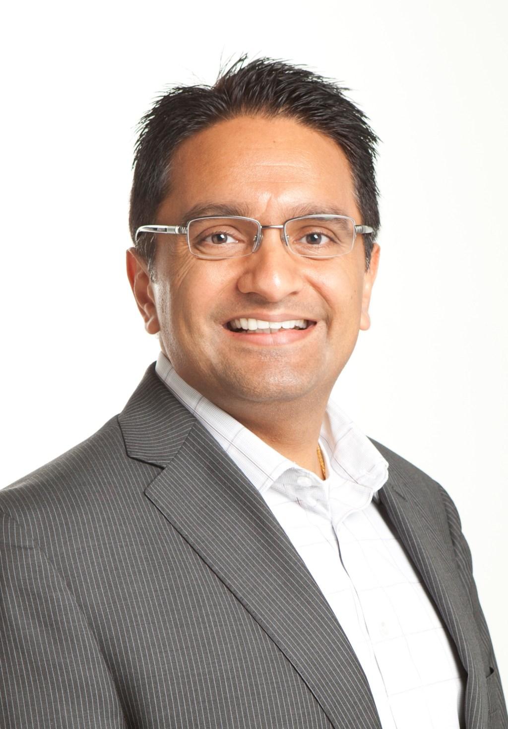 Sunny Jain of Unilever