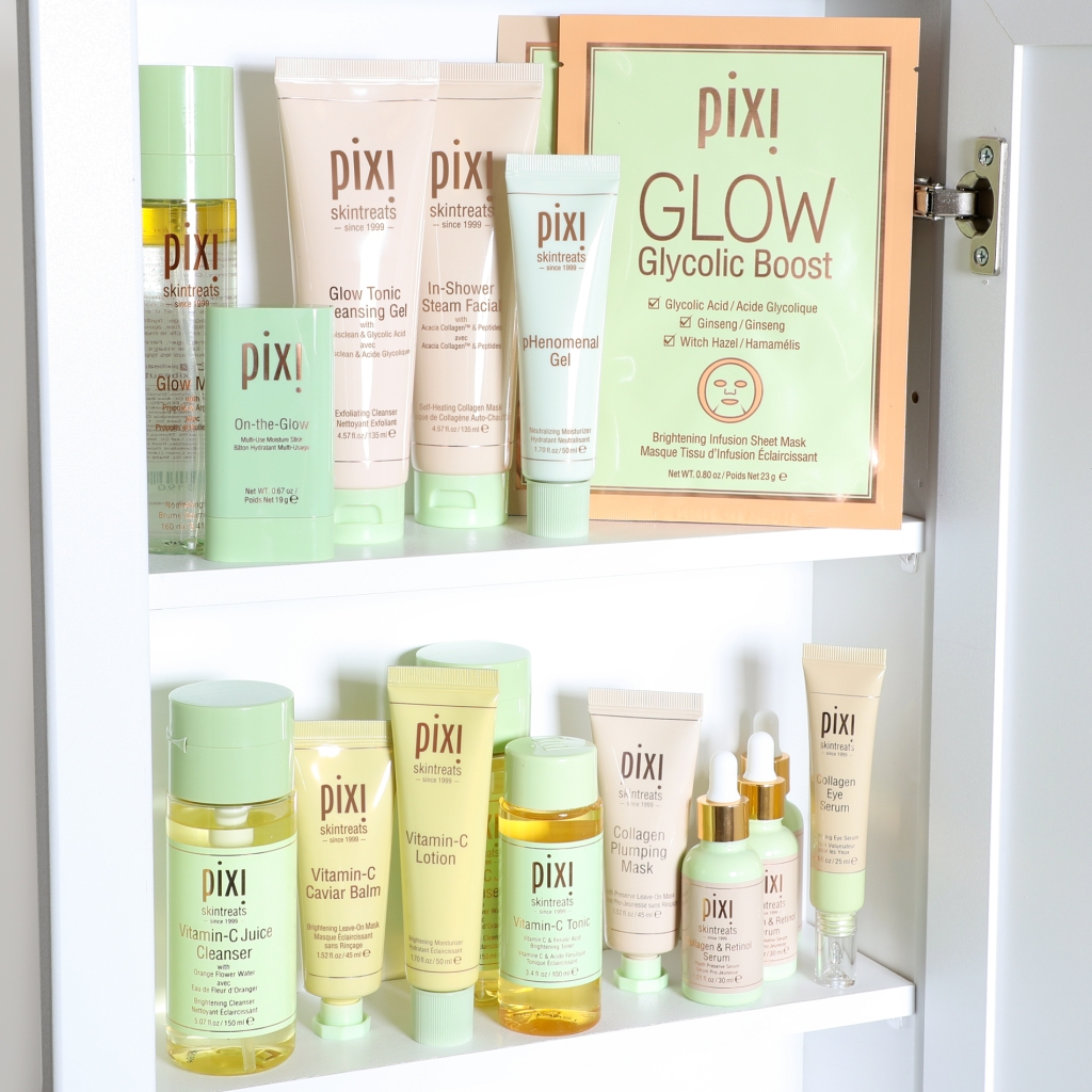 Pixi's new product launches