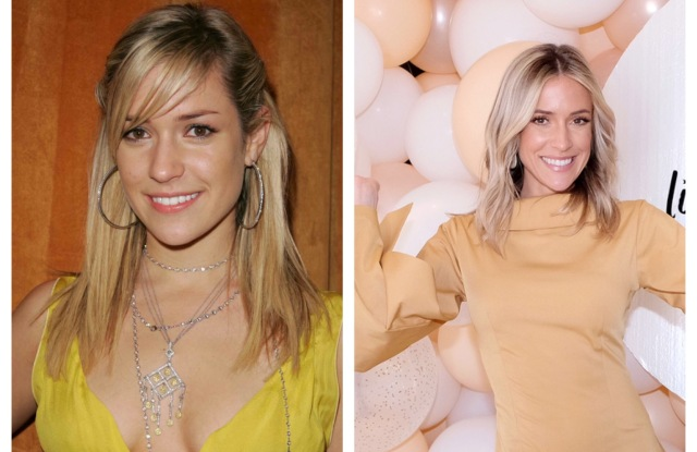 Kristin Cavallari 'The Hills' Fashion Brands