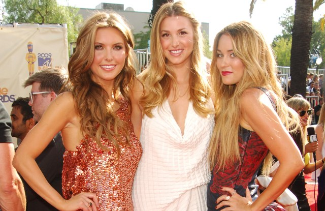 The Hills New Beginnings Fashion Brands Whitney Port, Lauren Conrad, Audrina Patridge