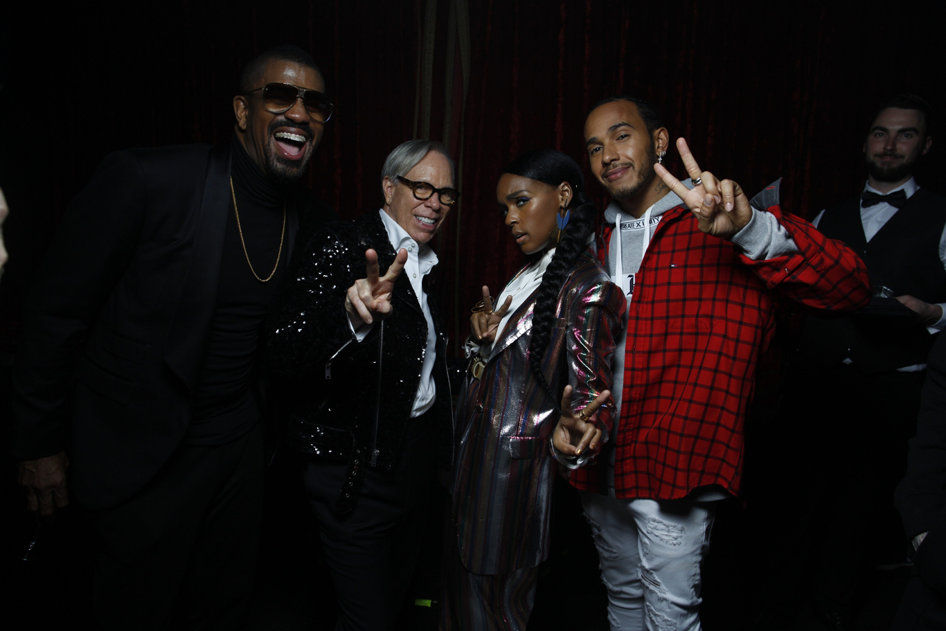 Inside Tommy Hilfiger and ZendayaÕs Afteparty at Paris Fashion Week