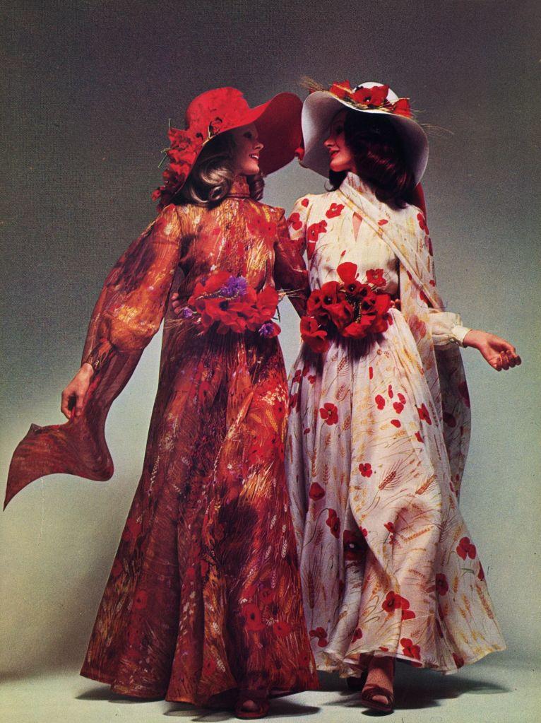 Valentino, 1969.