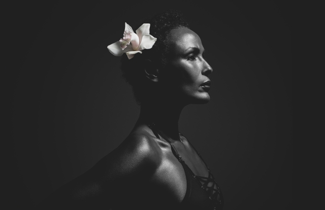 Waris Dirie for Coco de Mer Campaign to End FGM
