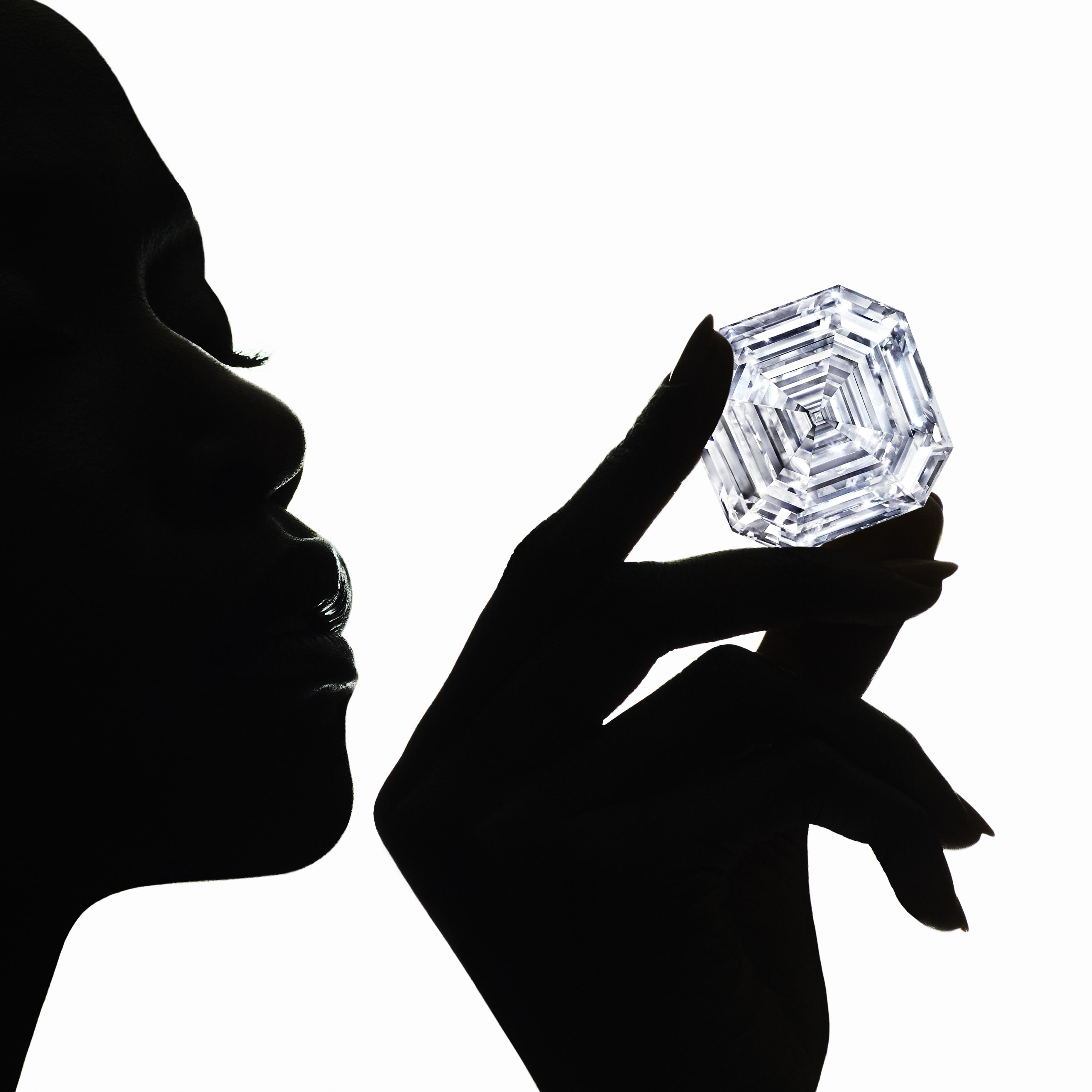 Graff's Lesedi La Rona diamond