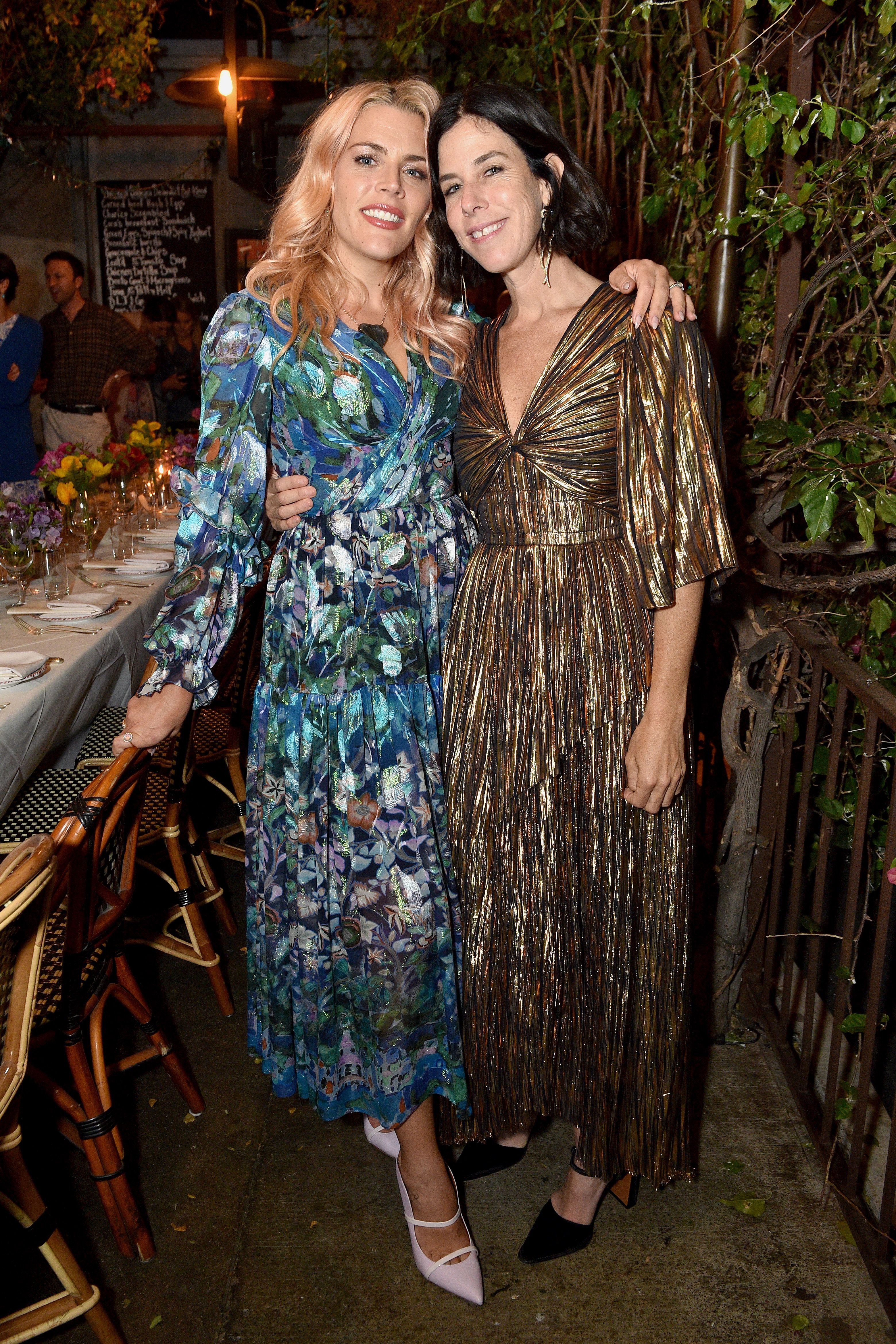 Irene Neuwirth and Busy PhilippsIntimate dinner following the Capitol & Irene Neuwirth Brentwood store opening, Los Angeles, USA - 25 Apr 2019