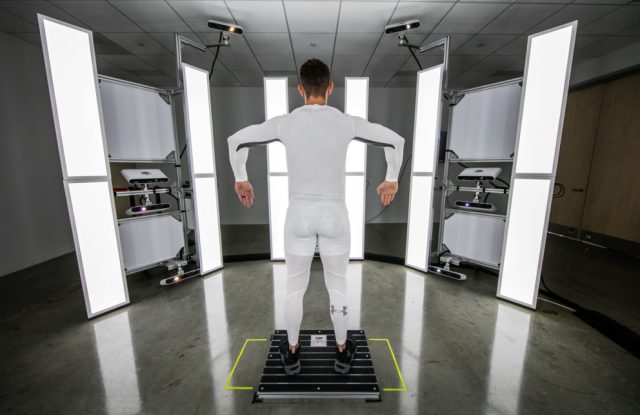 Under Armour has been using Alvanon's 3-D avatars for more than a year.