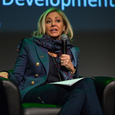 Day 1 of the Sustainable Business and Design Conference held on the campus of Fashion Institute of Technology in Manhattan on Wednesday, April 3, 2019.