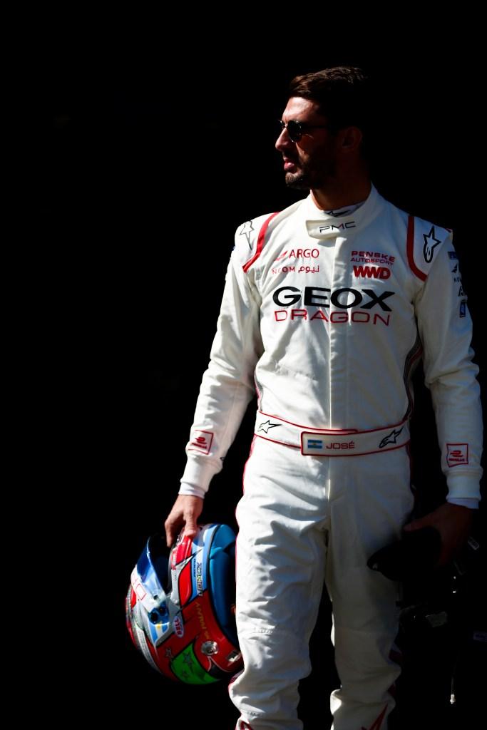 | Driver: Jose Maria Lopez| Team: Geox Dragon| Number: 7| Car: Penske EV-3| | Photographer: Shivraj Gohil| Event: Rome ePrix| Circuit: Circuito Cittadino Dell'EUR| Location: Rome| Series: FIA Formula E| Season: 2018-2019| Country: Italy|