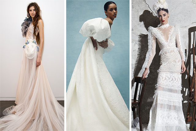 Highlights of Bridal Spring 2020