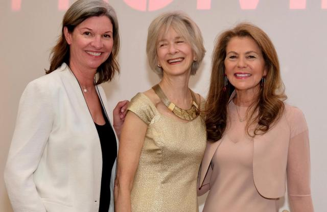 Cindy Weber Cleary, Dana Buchman and Lori Buchbinder