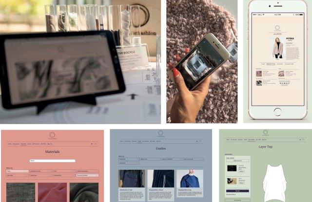 Circular Fashion Software
