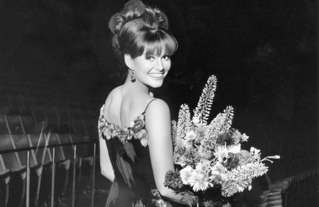*15.04.1939-Schauspielerin, Italienim Abenkleid w??hrend der Filmfestspiele in Berlin- 1964