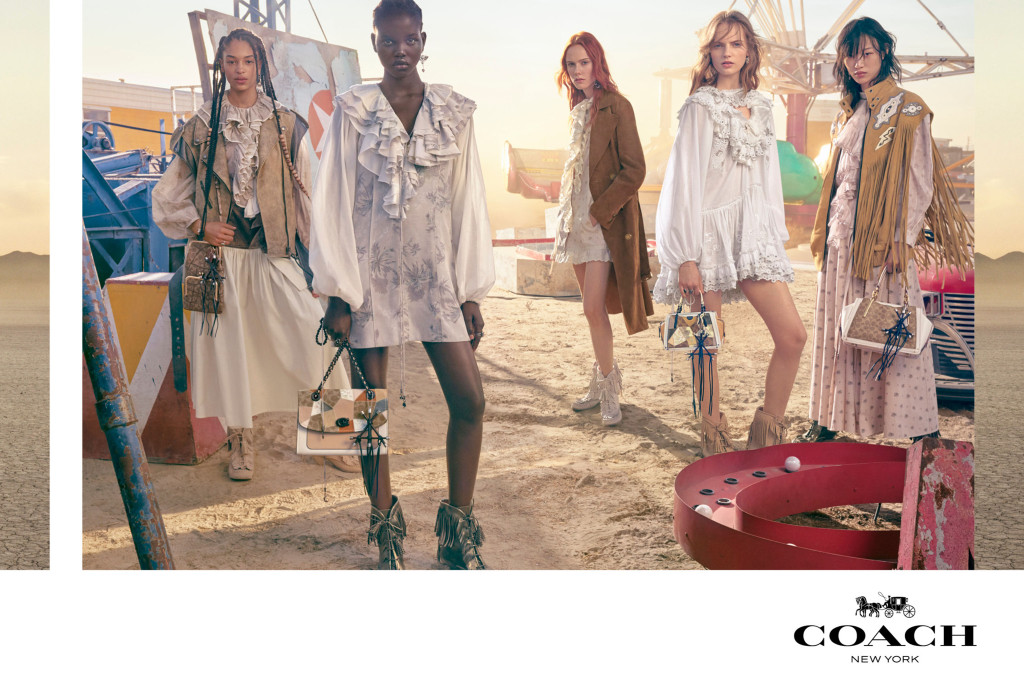 The Coach Spring 2019 Ad Campaign.