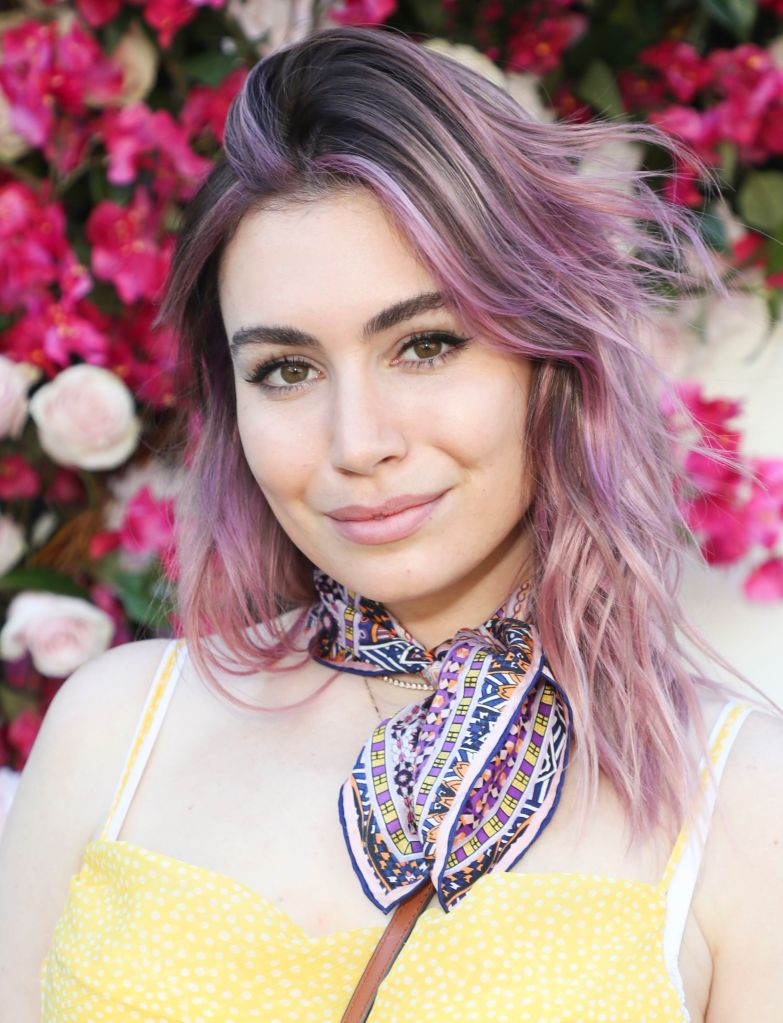 Sophie Simmons5th Annual ZOEasis Party, Coachella Valley Music and Arts Festival, Weekend 1, Day 1, Palm Springs, USA - 12 Apr 2019