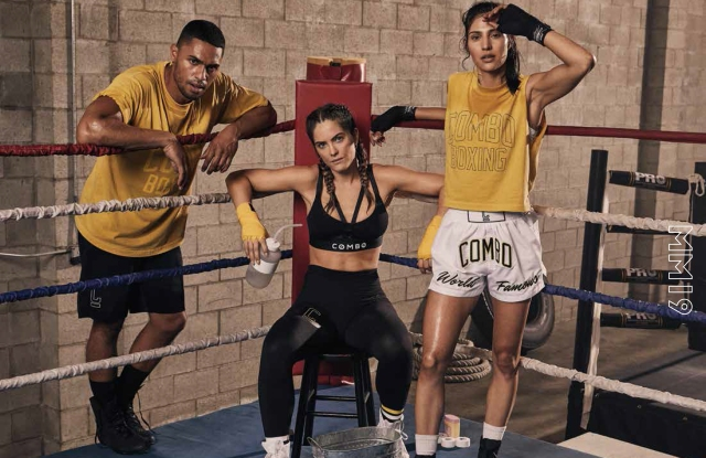 Combo Boxing Spring 2019