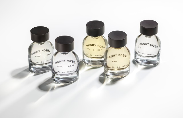 Henry Rose, Michelle Pfeiffer's fine fragrance line and the first to be verified by the Environmental Working Group.