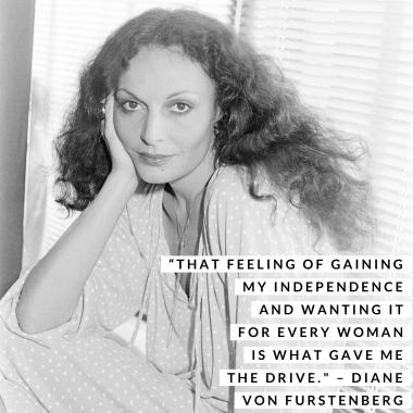 Diane von Furstenberg Best Quotes