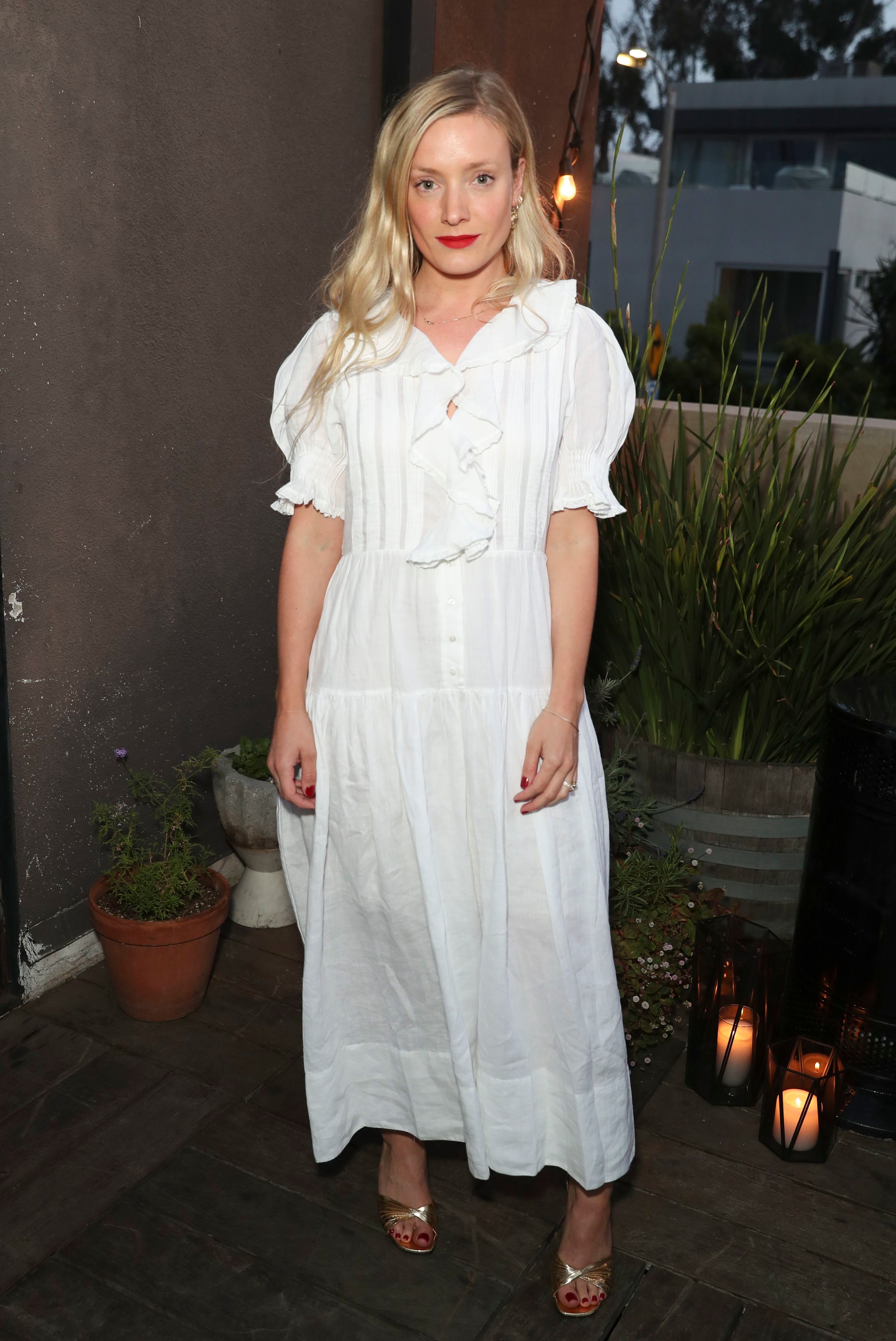 Kate Foley OsterweisNET-A-PORTER Doen Dinner, Gjelina, Los Angeles, USA - 29 Apr 2019