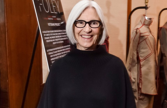 Eileen Fisher69th Parsons School of Design Benefit, Inside, New York, USA - 22 May 2017
