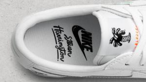 Nike Flyleather by Steven Harrington.