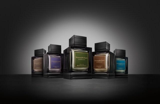 Ermenegildo Zegna Essenze Eau De Parfum collection.