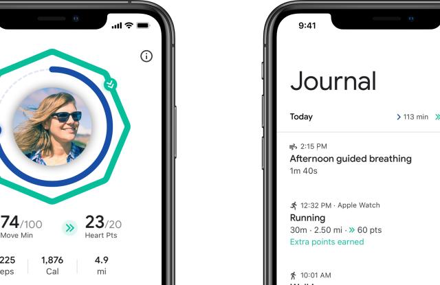 Google Fit arrives on iPhones