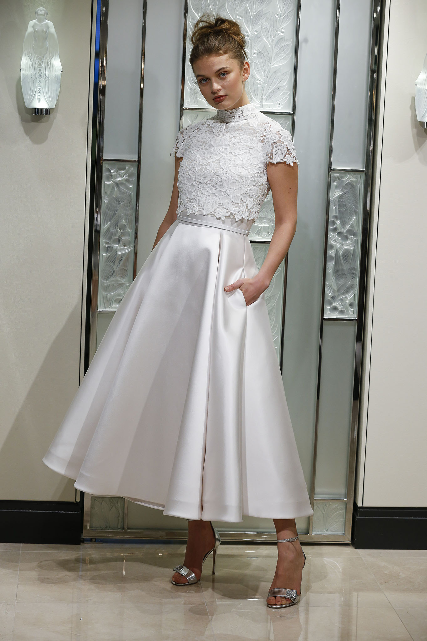 Gracy Accad Bridal Spring 2020